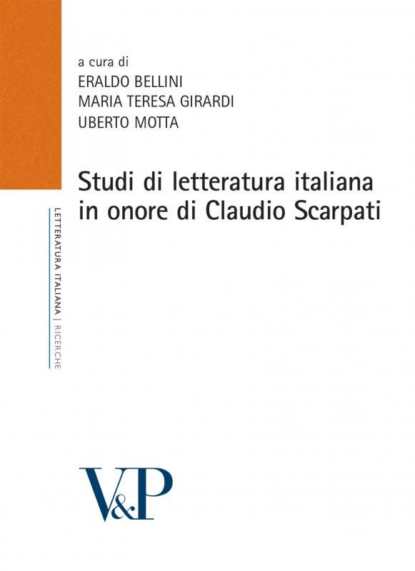 Tesi di laurea promosse da Claudio Scarpati