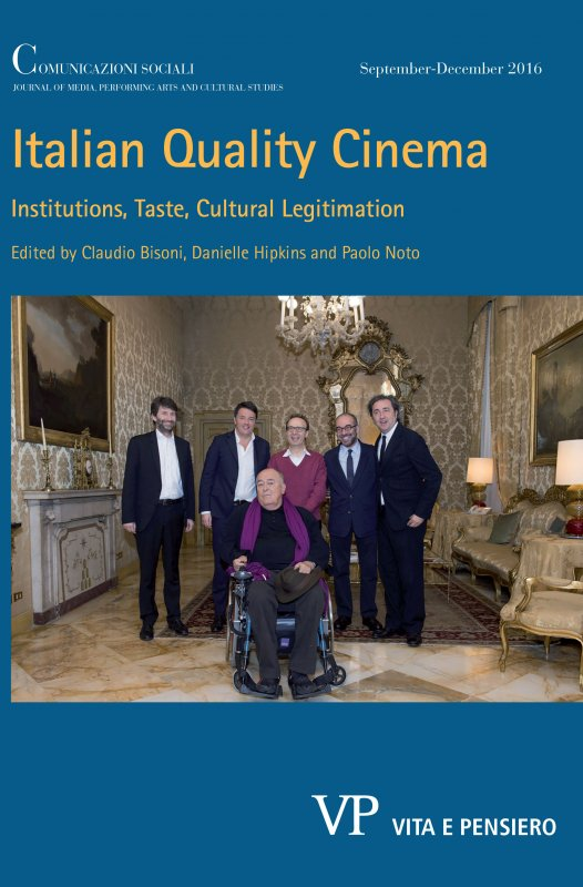 The Diplomatic Promotion of Italian Cinema in English-Speaking Countries