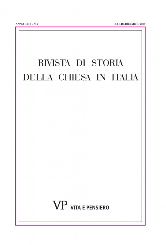 The life of Senzius of Blera and episcopal appropriation of monastic cults in early medieval Tuscany