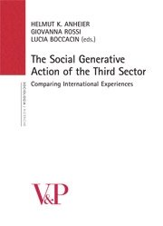 The Social Generative Action of the Third Sector