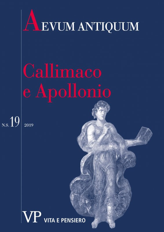 The Thera Episode in Argonautica IV Reconsidered in Light of the Poetic Interaction between Apollonius and Callimachus