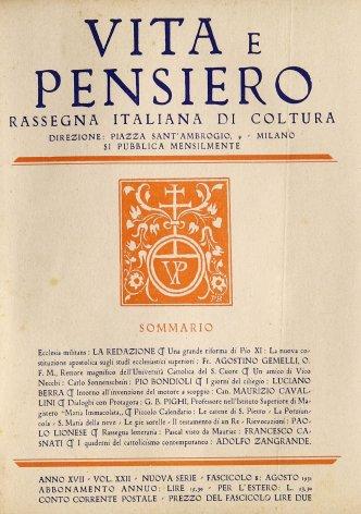 Un amico di Vico Necchi: Carlo Sonnenschei