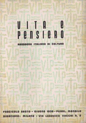 Un nuovo romanzo italiano