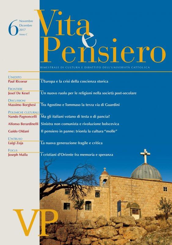 Un nuovo ruolo per le religioni nella società post-secolare