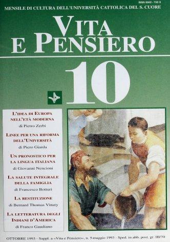 Un pronostico per la lingua italiana