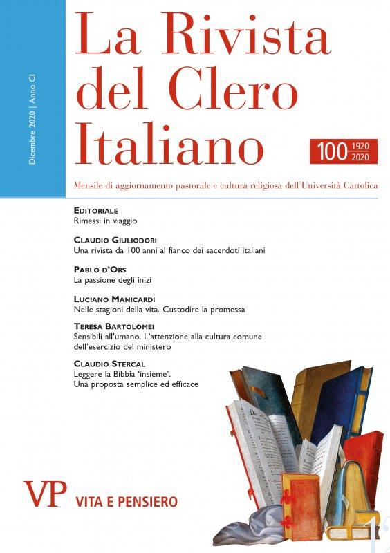 Una rivista da 100 anni al fianco dei sacerdoti italiani