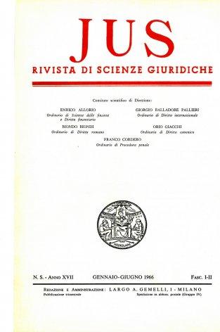 Unità di teologia e di filosofia nella fondazione della legge naturale in S.Tommaso e in alcuni scrittori più recenti