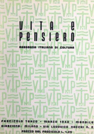 Verso la Esposizione d'arte cristiana in Vaticano