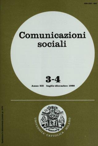 Verso una strategia di comunicazione europea