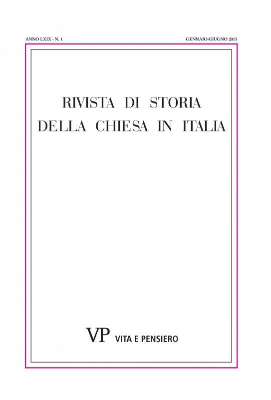 Visite pastorali e riforma a Bologna durante l'episcopato di Niccolò Albergati (1417-1443)
