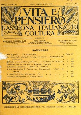 VITA E PENSIERO - 1915 - 5 (2)