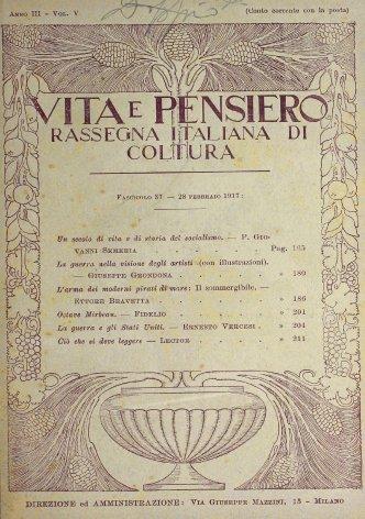 VITA E PENSIERO - 1917 - 2 (2)