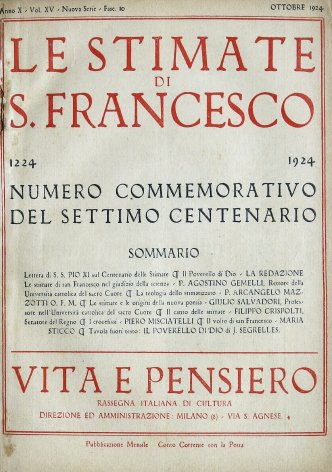 VITA E PENSIERO - 1924 - 10