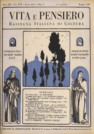 VITA E PENSIERO - 1926 - 5