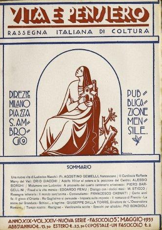 VITA E PENSIERO - 1933 - 5