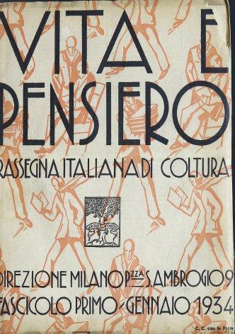 VITA E PENSIERO - 1934 - 1