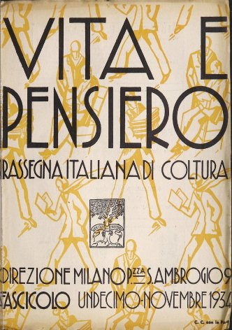 VITA E PENSIERO - 1934 - 11