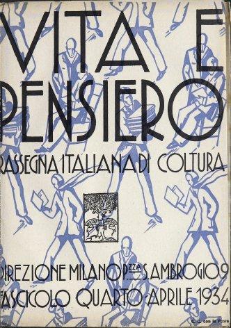 VITA E PENSIERO - 1934 - 4