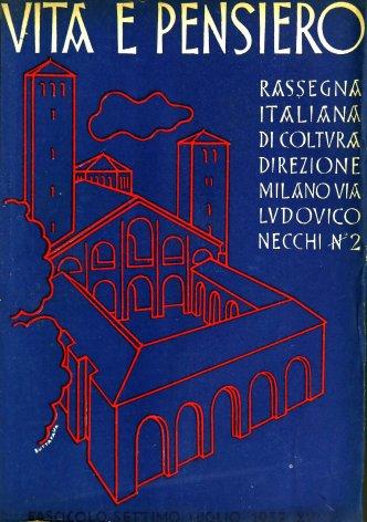 VITA E PENSIERO - 1937 - 7