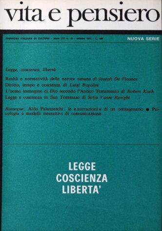 VITA E PENSIERO - 1971 - 10