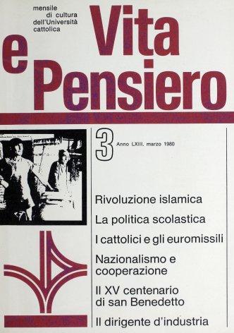 VITA E PENSIERO - 1980 - 3