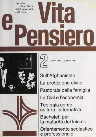 VITA E PENSIERO - 1981 - 2
