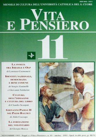 VITA E PENSIERO - 1993 - 11
