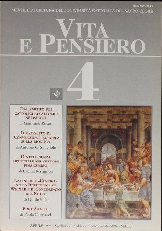 VITA E PENSIERO - 1995 - 4