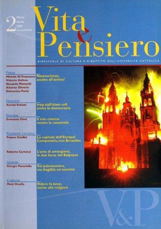 VITA E PENSIERO - 2004 - 2