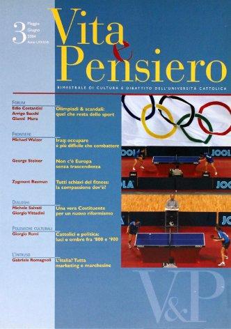 VITA E PENSIERO - 2004 - 3