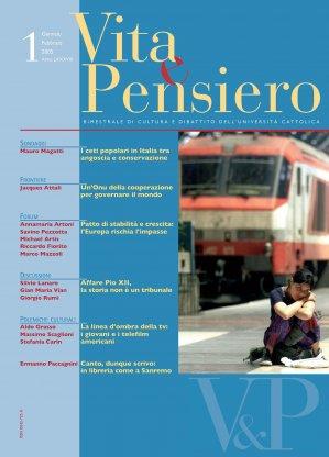VITA E PENSIERO - 2005 - 1