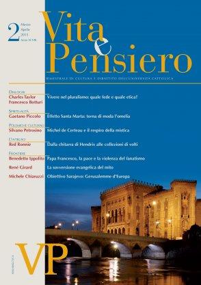 VITA E PENSIERO - 2015 - 2