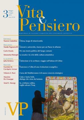 VITA E PENSIERO - 2015 - 3
