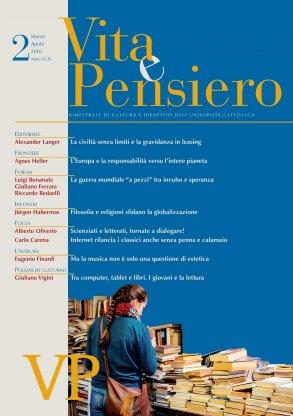 VITA E PENSIERO - 2016 - 2
