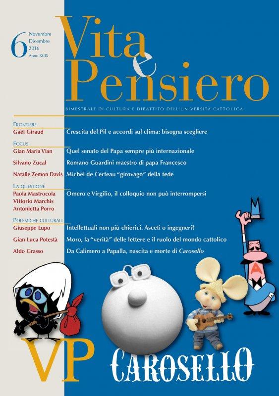 VITA E PENSIERO - 2016 - 6