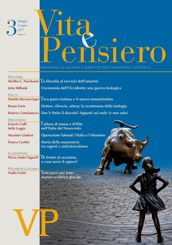 VITA E PENSIERO - 2017 - 3