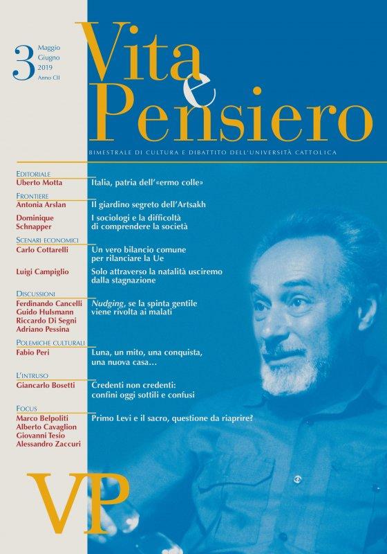 VITA E PENSIERO - 2019 - 3