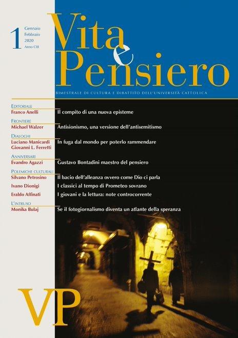 VITA E PENSIERO - 2020 - 1