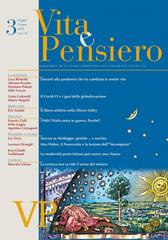 VITA E PENSIERO - 2020 - 3
