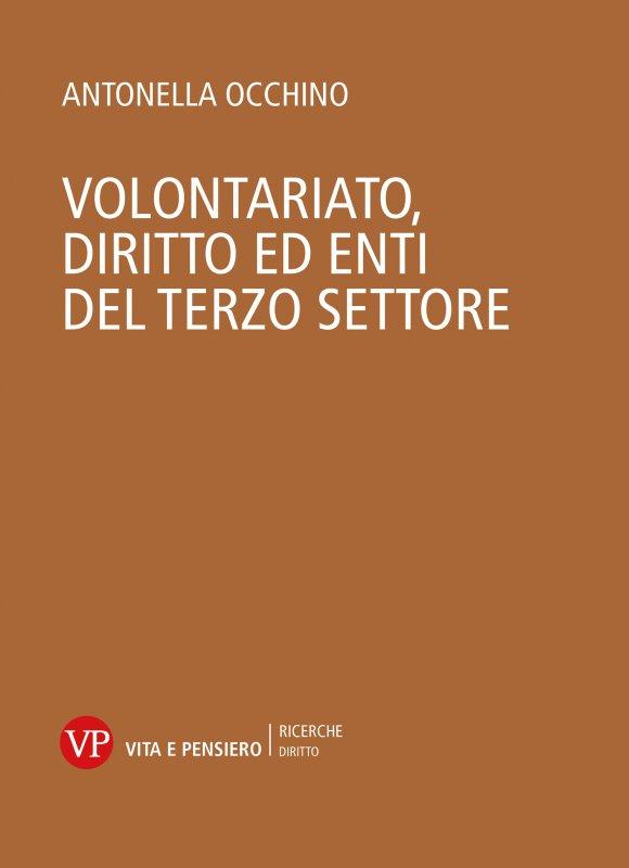 Volontariato, diritto ed enti del terzo settore