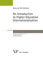 An Introduction to Higher Education Internationalisation