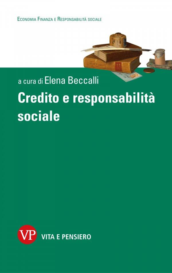 Credito e responsabilità sociale