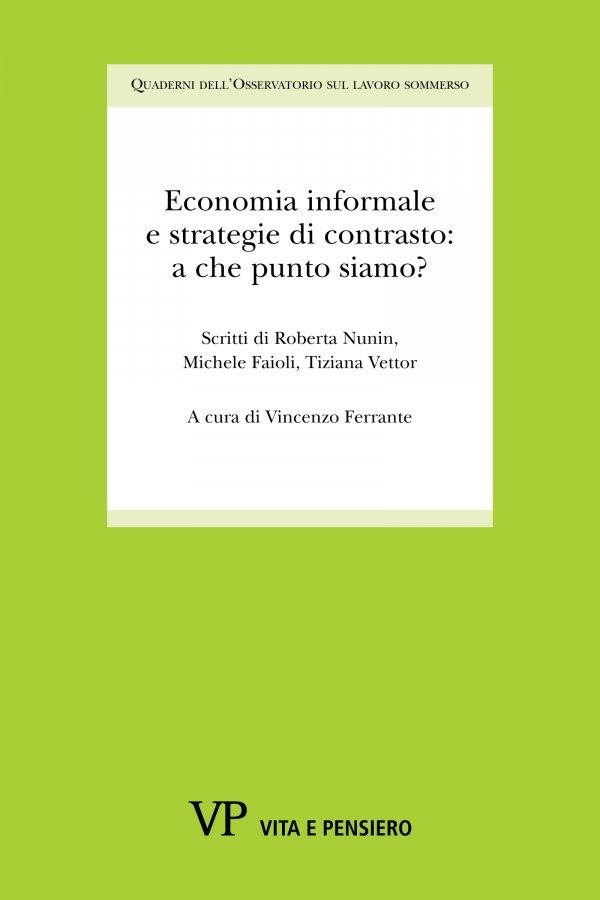 Economia informale e strategie di contrasto: a che punto siamo?