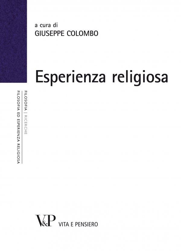 Esperienza religiosa