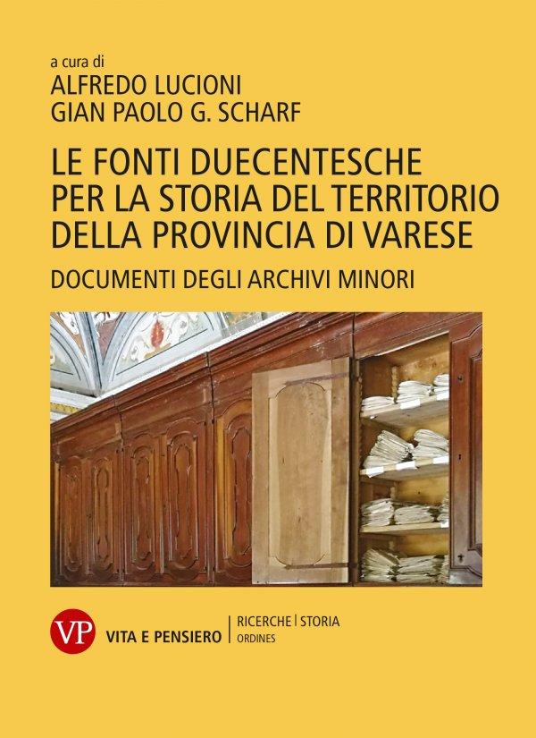 Le fonti duecentesche per la storia del territorio della provincia di Varese