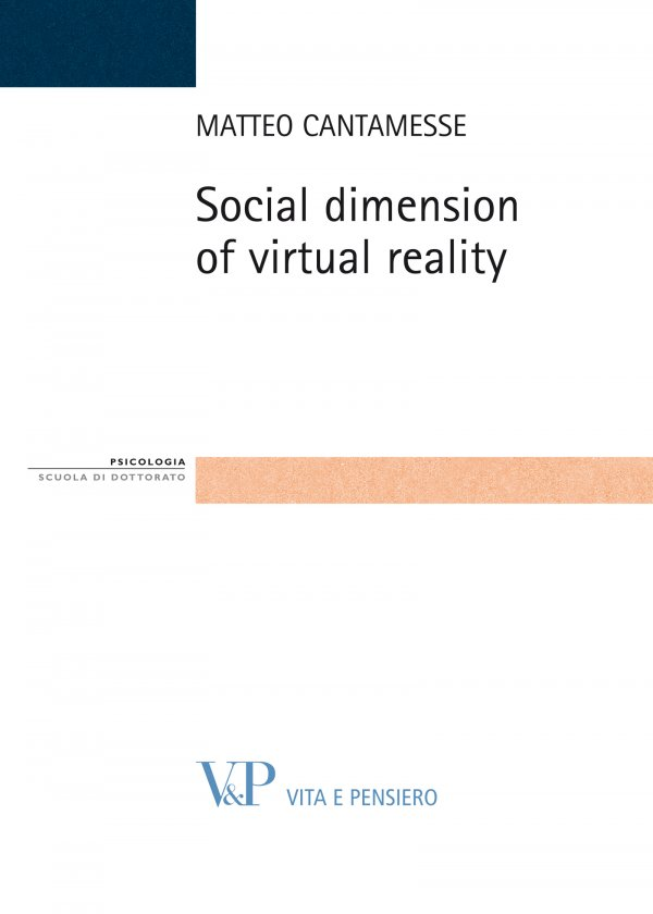 Social dimension of virtual reality