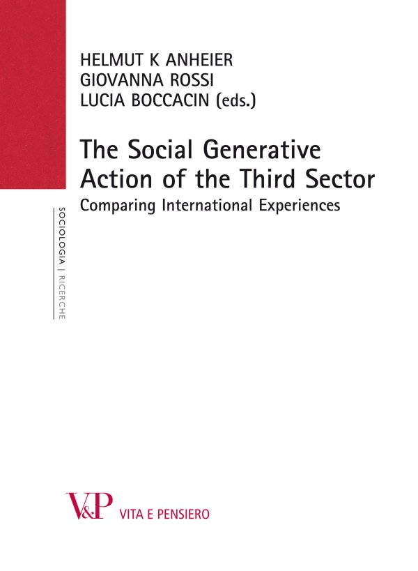 The Social Generative Action of the Third Sector. Comparing International Experiences